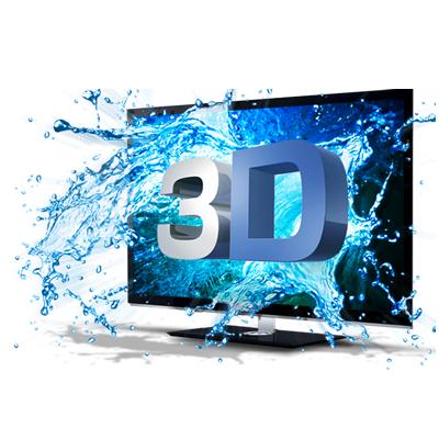 Assistência Técnica de Televisão 3D em Santos